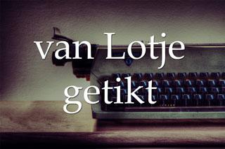 van Lotje getikt - Spelling & Zo